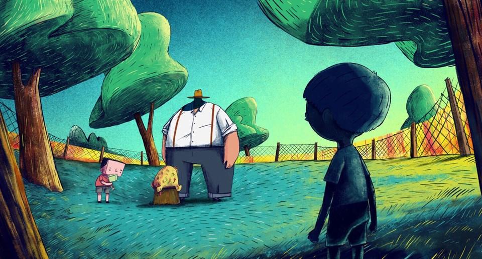 Tom'un yaşadığı büyüme yolculuğunu anlatan Blieschow filmi, festivalde gösterilecek.
