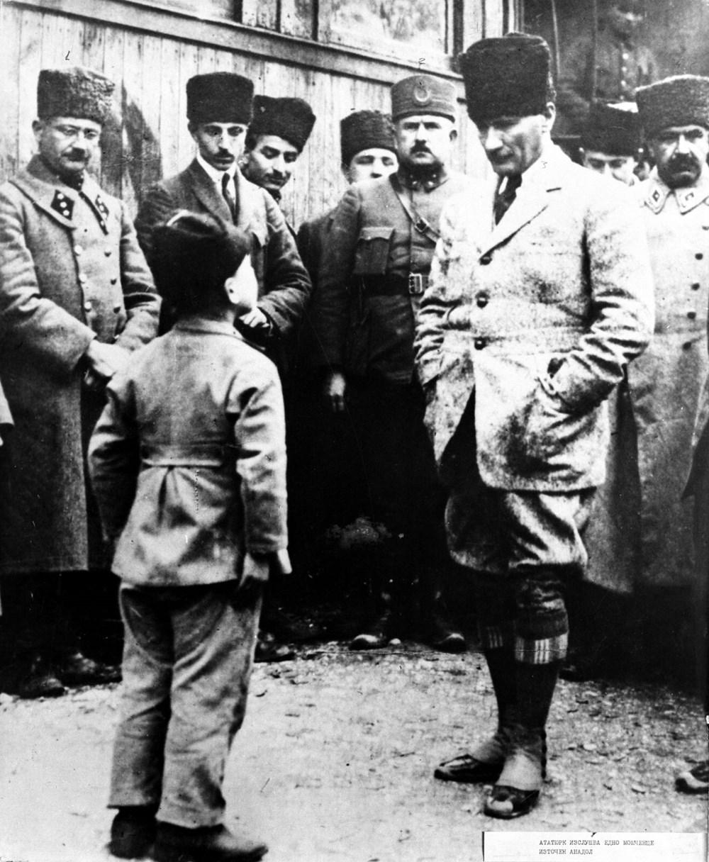 Mustafa Kemal Atatürk'ün ebediyete intikalinin 82. yılı (10 Kasım 1938) - 8
