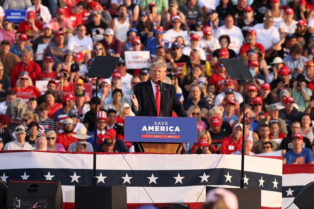 Donald Trump meydanlara döndü: Amerika'yı geri alacağız ve bunu yakında yapacağız - 2