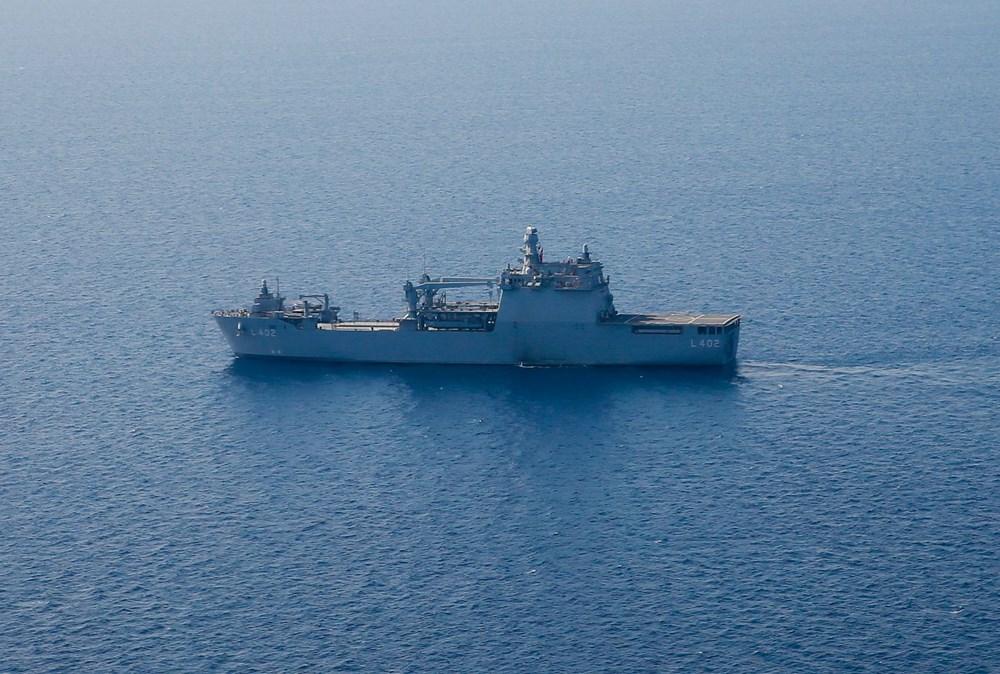 Türkiye'nin ilk silahlı insansız deniz aracı, füze atışlarına hazır - 230