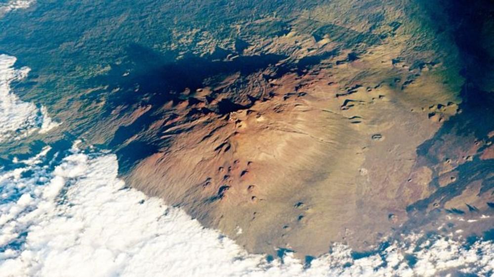 NASA Ankara'dan fotoğraf paylaştı (Astronotların gözünden gezegenimiz) - 15