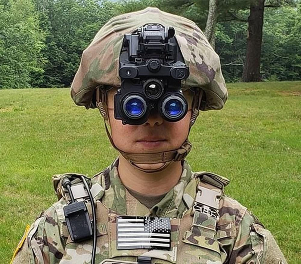 ABD ordusuna ultra gelişmiş gözlük: Video oyunları aratmıyor - 4