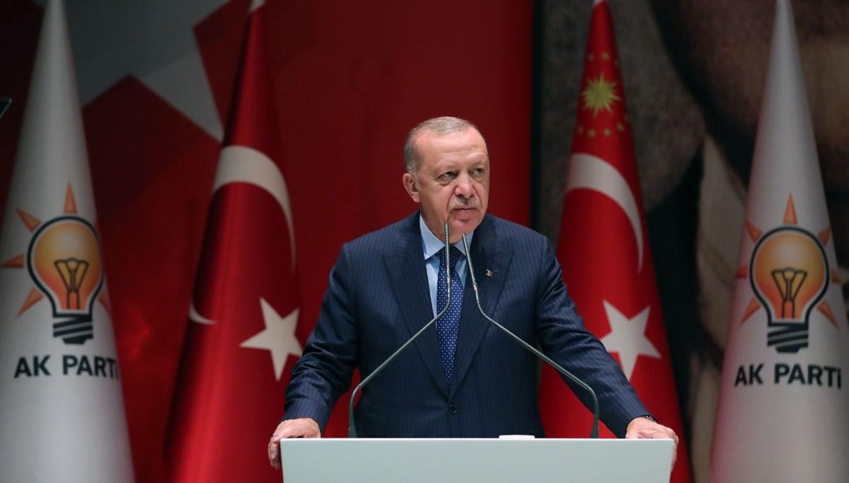 Cumhurbaşkanı Erdoğan: Merkez Bankası rezervlerimiz 115 milyar doların üzerine çıkacak