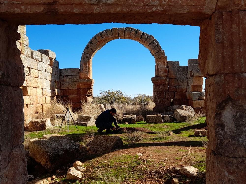 1500 yıllık Nuhrut Kilisesi restore edilmeyi bekliyor - 5