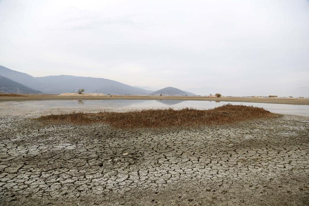 60 yılda 70'e yakın göl kurudu - 8