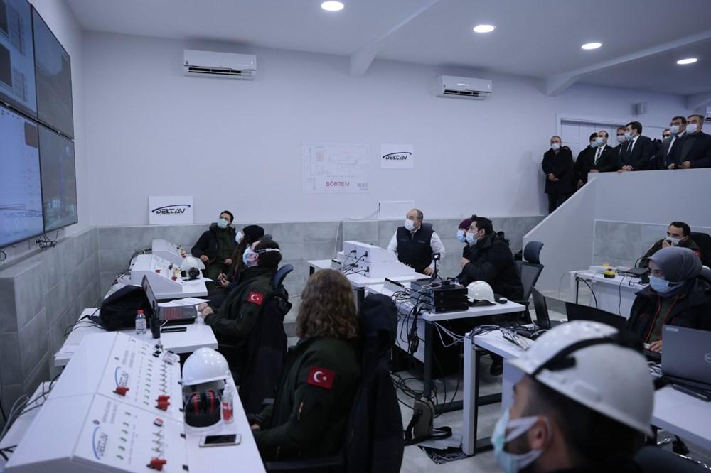 Milli Uzay Programı: Yerli roket motoru testi geçti - 13