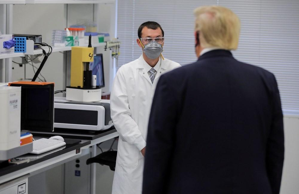 Corona virüs son durum: ABD'de can kaybı 150 bini aştı - 13