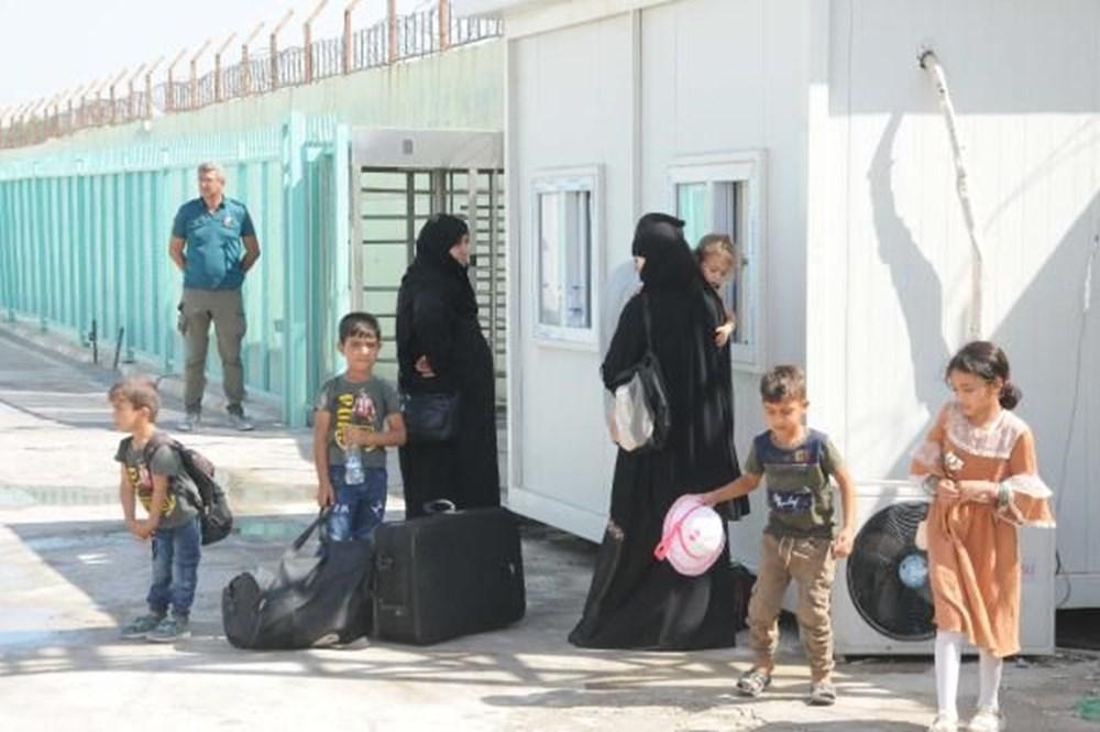 Suriyelilerin bayram dönüşü başladı - 2