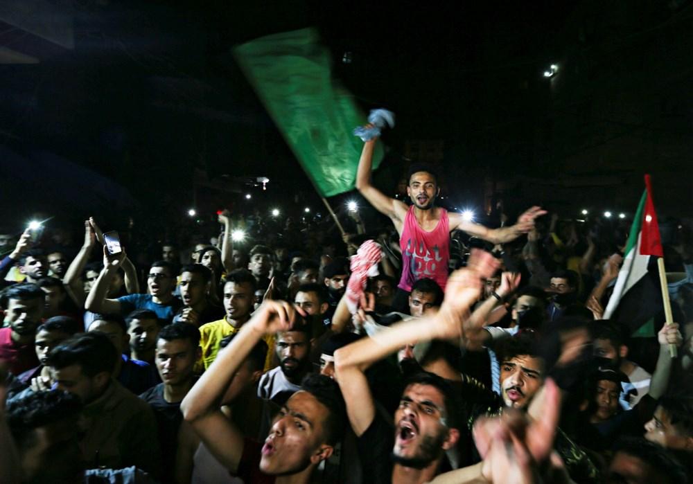 """Gazze ve Batı Şeria'da """"ateşkes"""" sevinci - 2"""