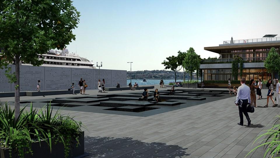 İstanbul, Galataport ile yeniden 'iyi para harcayan' kruvaziyer turistine kavuşacak.