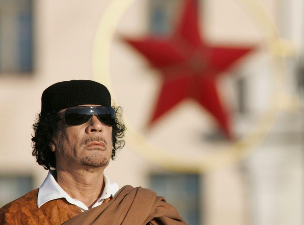 Muammer Kaddafi'nin ölümünün üzerinden 9 yıl geçti - 5