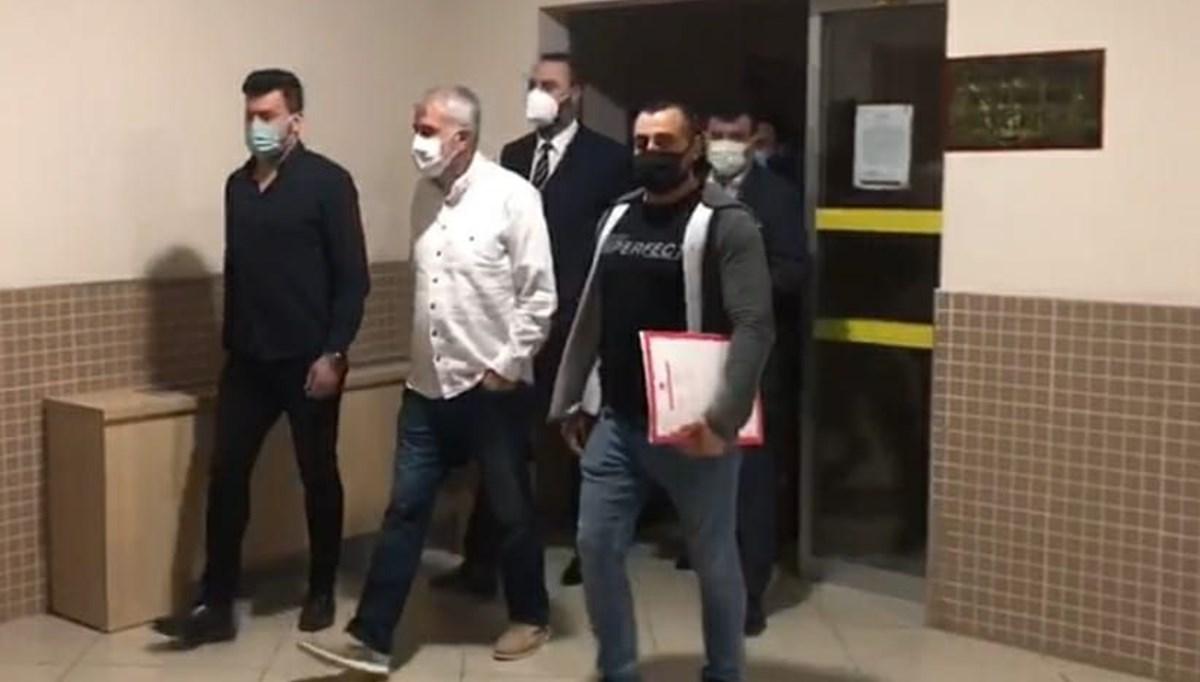 SON DAKİKA HABERİ: Atilla Peker adli kontrolle serbest bırakıldı