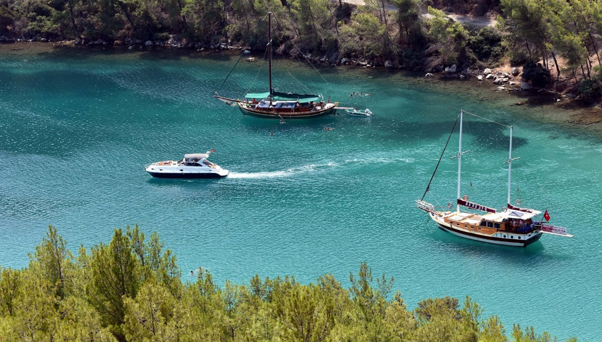 Luxury boats, the favorite of isolated vacation