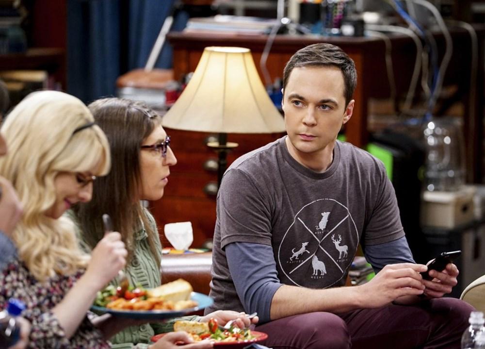 Big Bang Theory'nin Sheldon'ı Jim Parsons diziden ayrılma nedenini açıkladı - 5