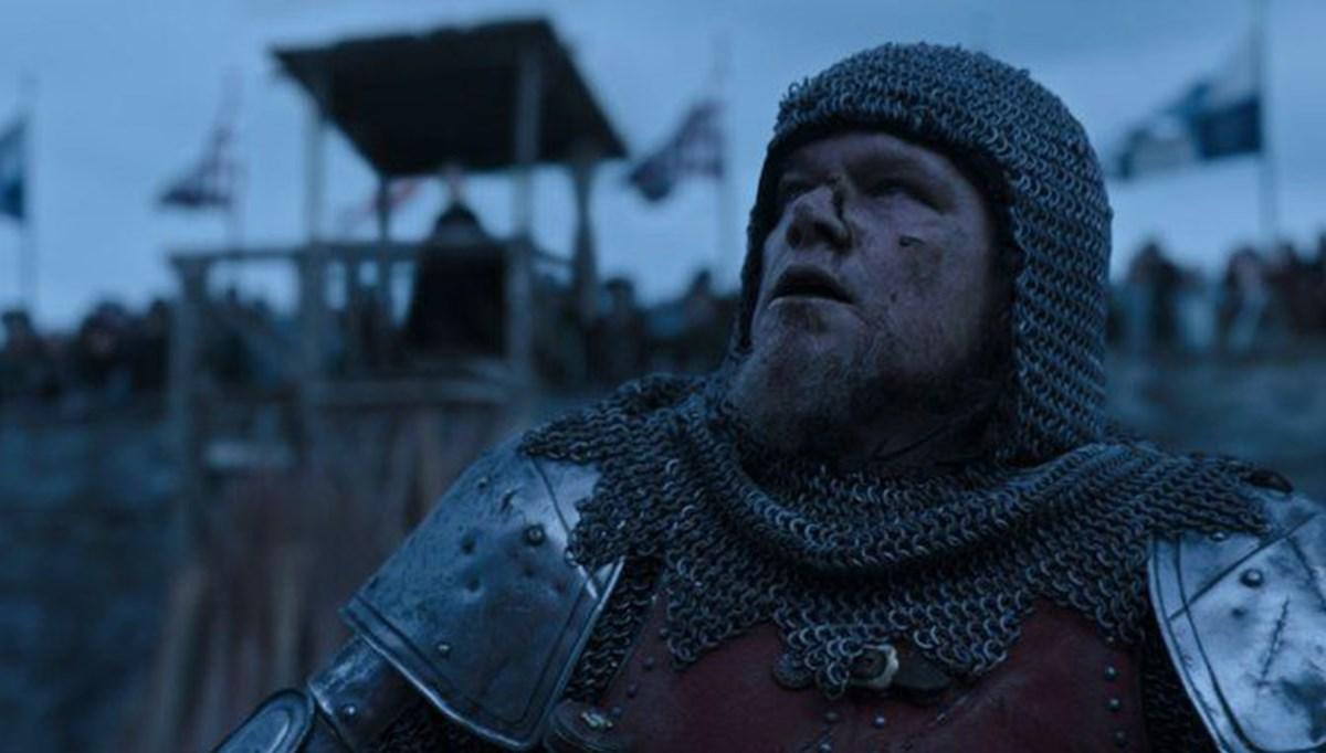 Ridley Scott filmi The Last Duel'dan ilk fragman