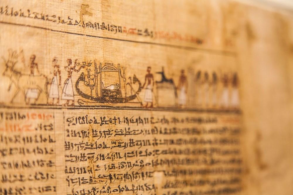 2 bin 300 yıllık bilmece çözüldü: Ölüler Kitabı'ndaki büyüler açığa çıktı - 2