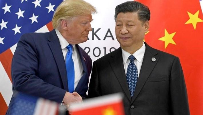ABD-Çin ticaret anlaşmasında birinci faz tamam