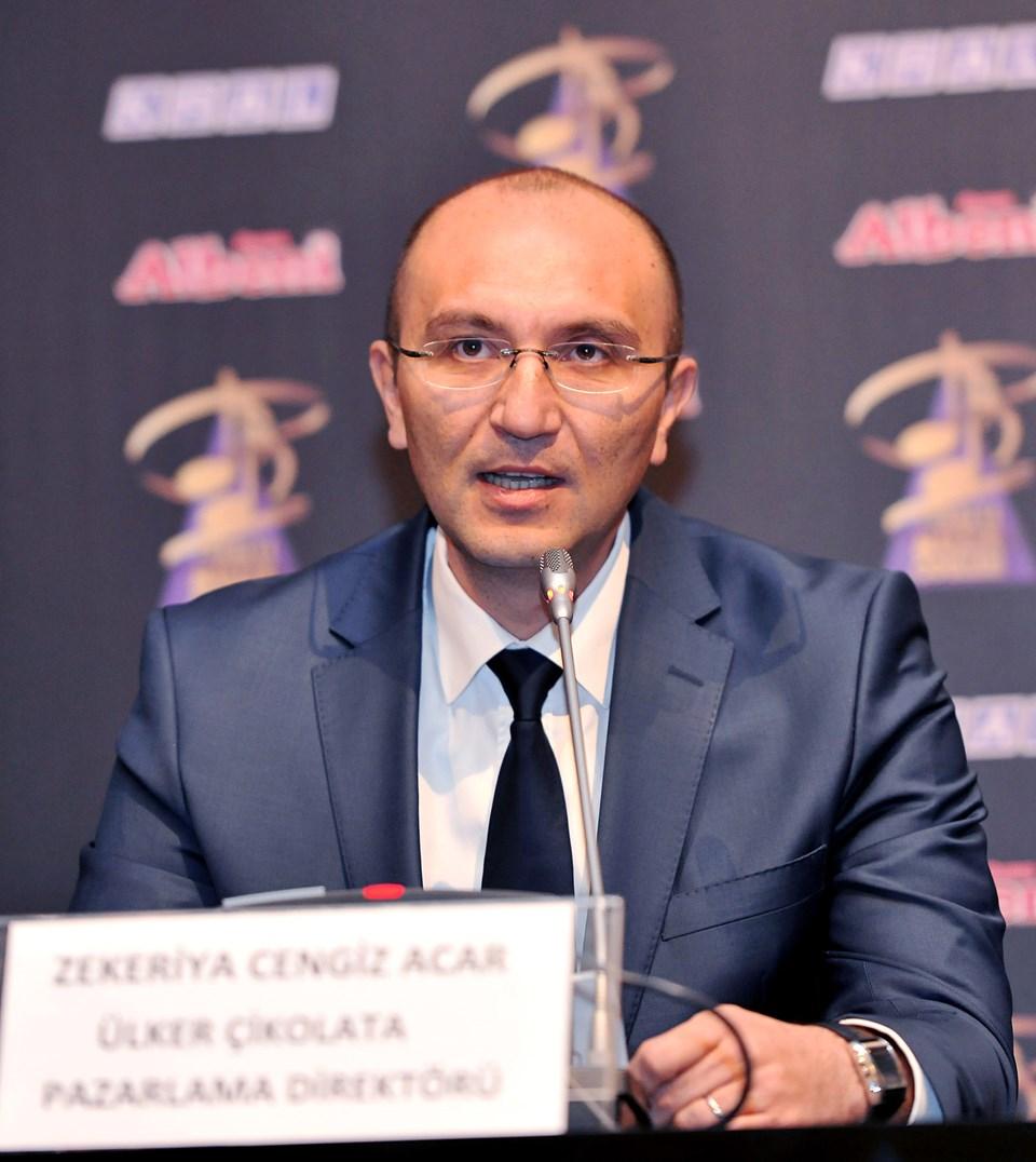 Ülker Çikolata Pazarlama Direktörü Zekeriya Cengiz Acar