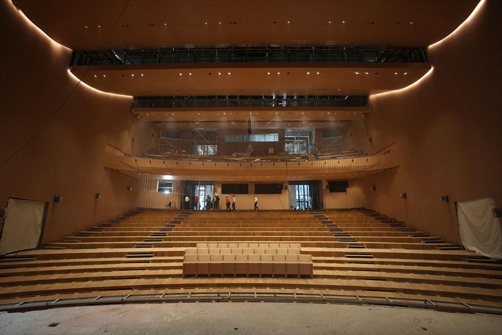 Kültür ve Turizm Bakanı Ersoy: AKM dünyadaki en önemli 10 kültür merkezi arasında yer alacak - 12