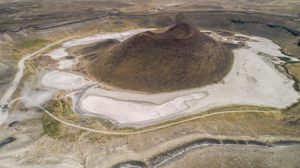Meke Gölü'nü kurtarma operasyonu: 2,5 milyon metreküp su taşınacak - 8