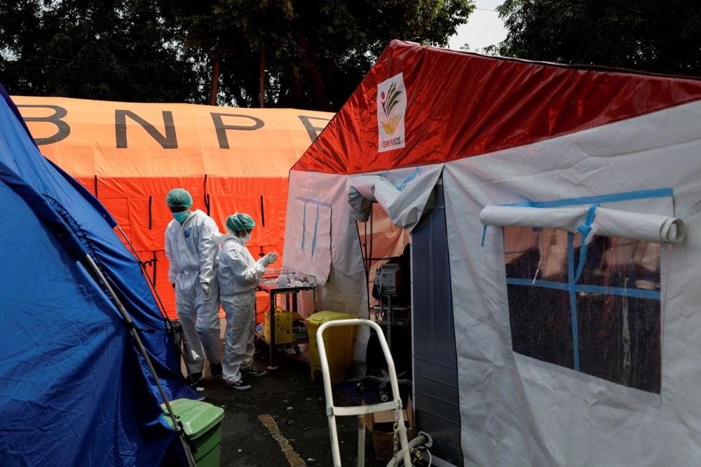 Covid-19 salgınının merkezi Endonezya'ya kaydı: Yeni vakaların sayısı Brezilya ve Hindistan'ı geçti - 3