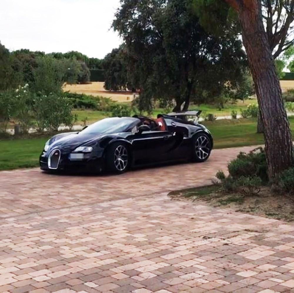 Cristiano Ronaldo dünyanın en pahalı arabasını aldı (Ronaldo'nun otomobil koleksiyonu) - 20
