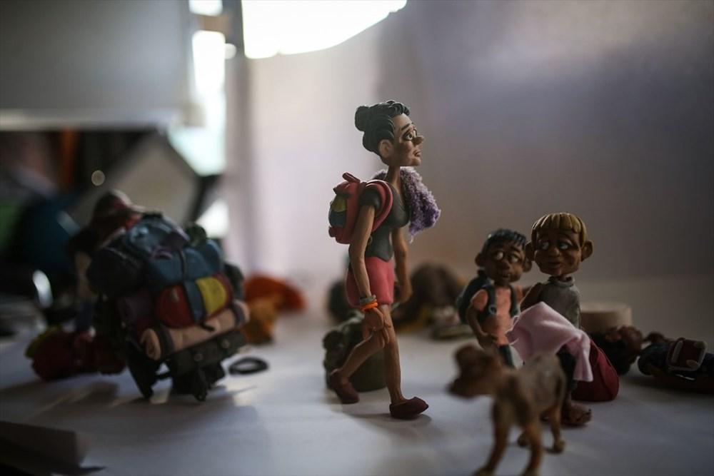 Edgar Alvarez toplumsal olaylara animasyonla ayna tutuyor - 14