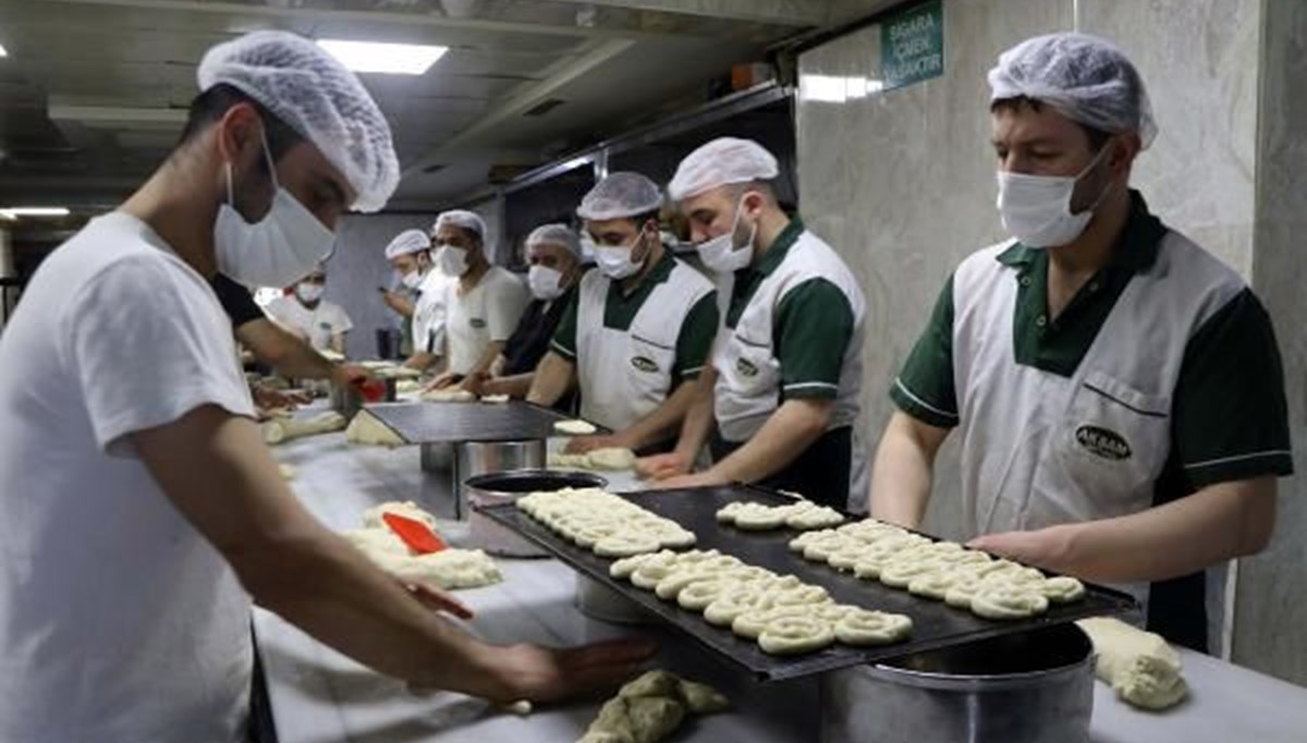 Gaziantep'te iftarların vazgeçilmezi ramazan kahkesi