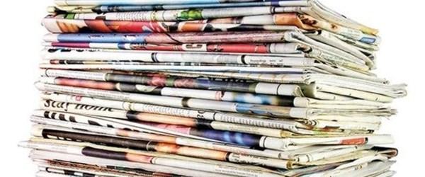 Günün gazete manşetleri - 1 Nisan 2018
