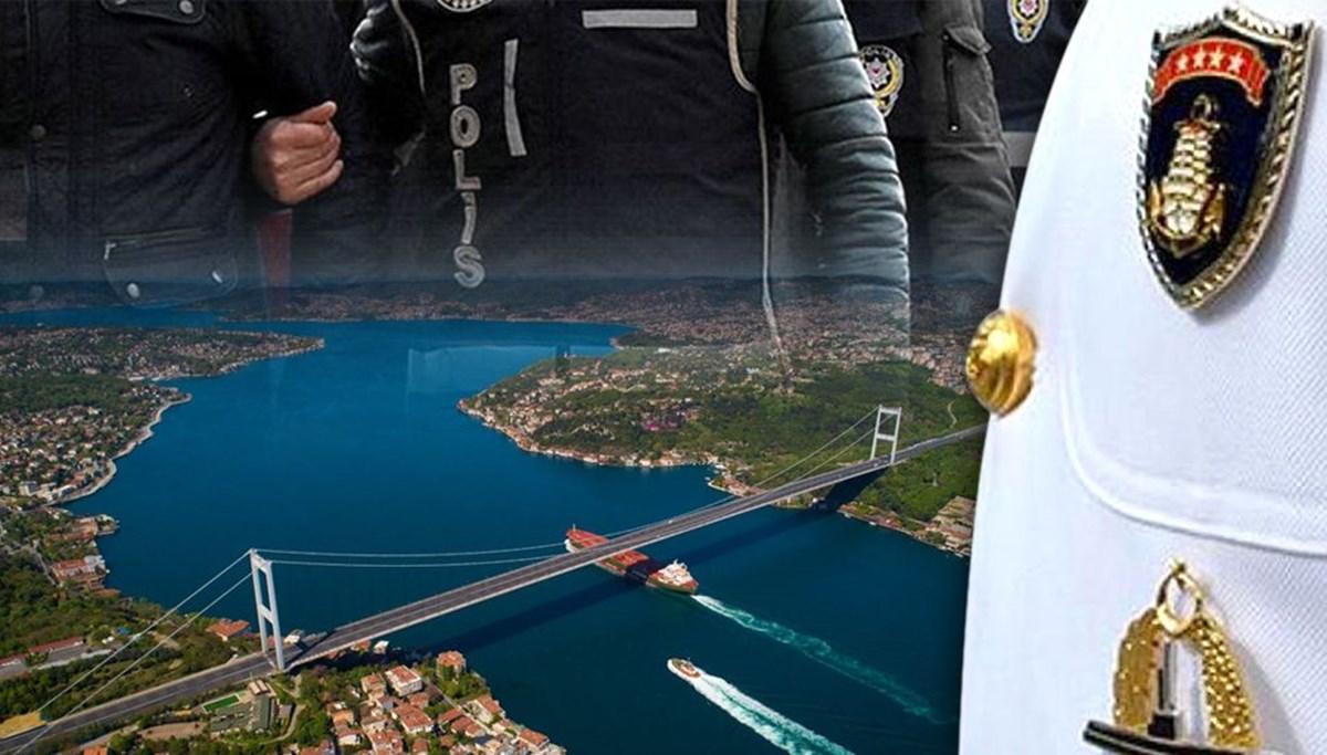 'Montrö' bildirisine imza atan 10 emekli amirale gözaltı