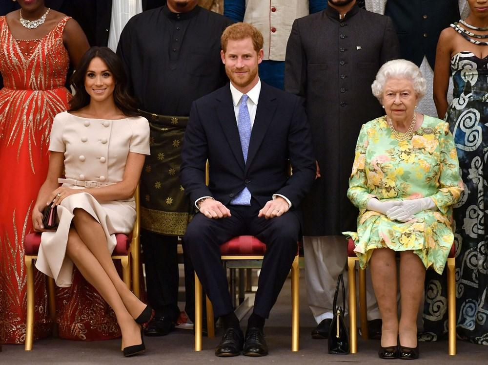 Prens Harry ve eşi Düşes Meghan Markle ikinci çocuklarını beklediklerini açıkladı - 4