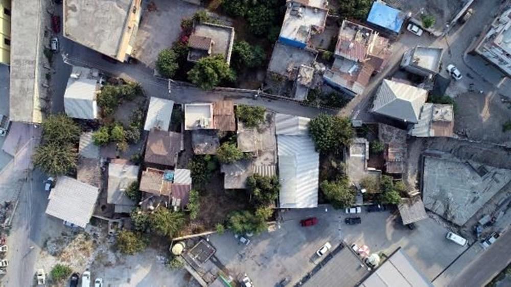 Mersin'deki 'gizemli ev' Google'ın haritalar hizmetinde işaretlendi - 2