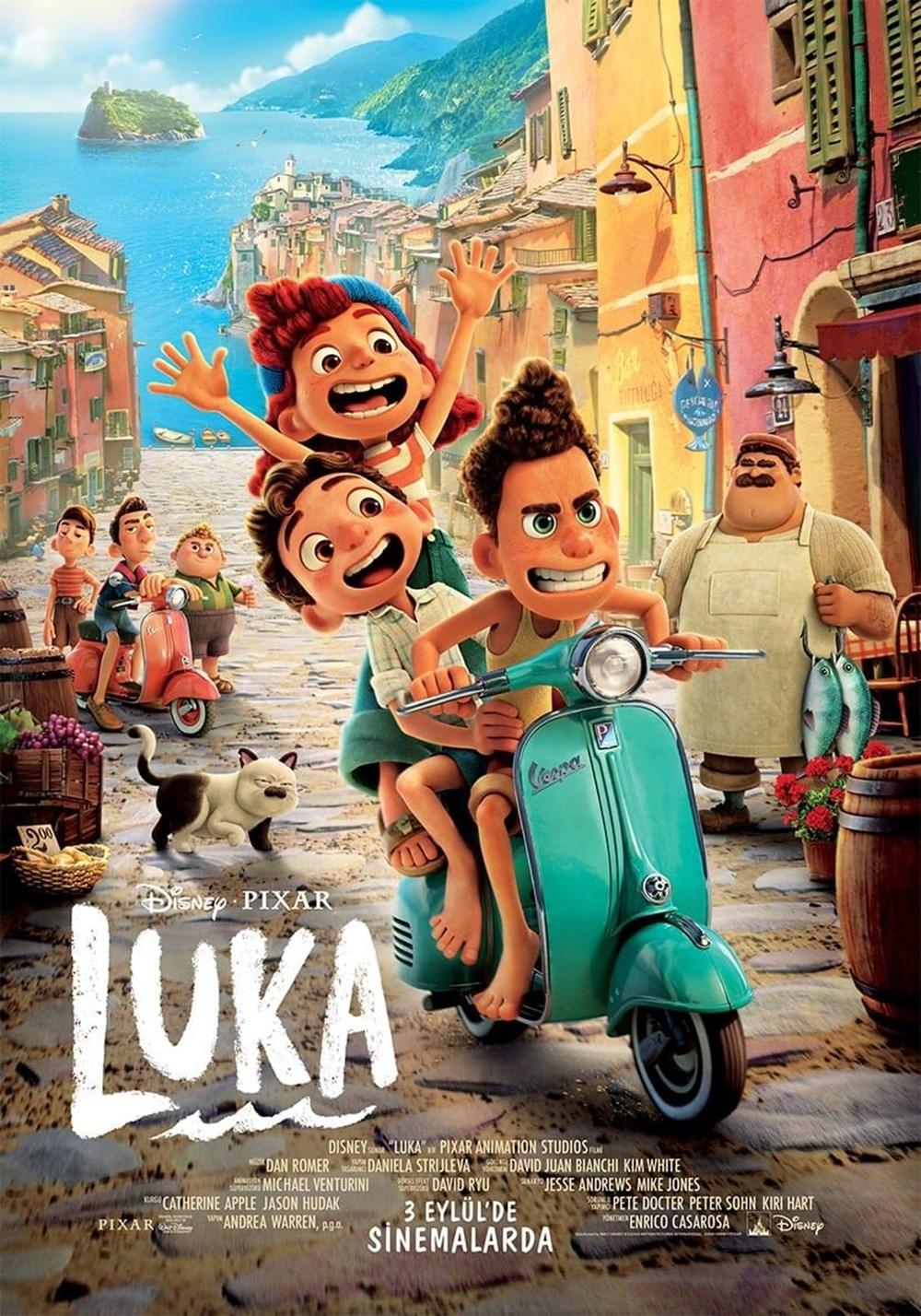 Shang-Chi ve On Halka Efsanesi zirveyi bırakmıyor (10-12 Eylül Box Office Türkiye) - 9