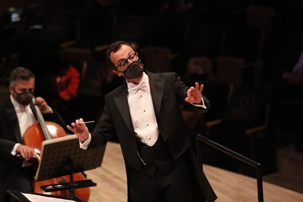 Cumhurbaşkanlığı Senfoni Orkestrası yeni bina açılış konseri - 3
