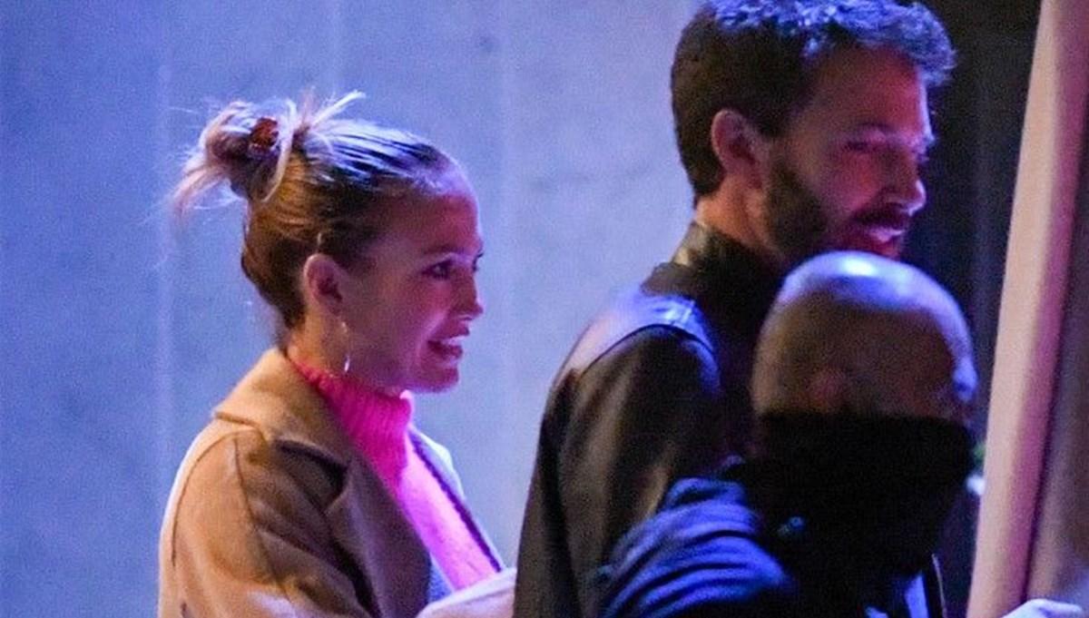Jennifer Lopez ve Ben Affleck arayı hızla kapıyor