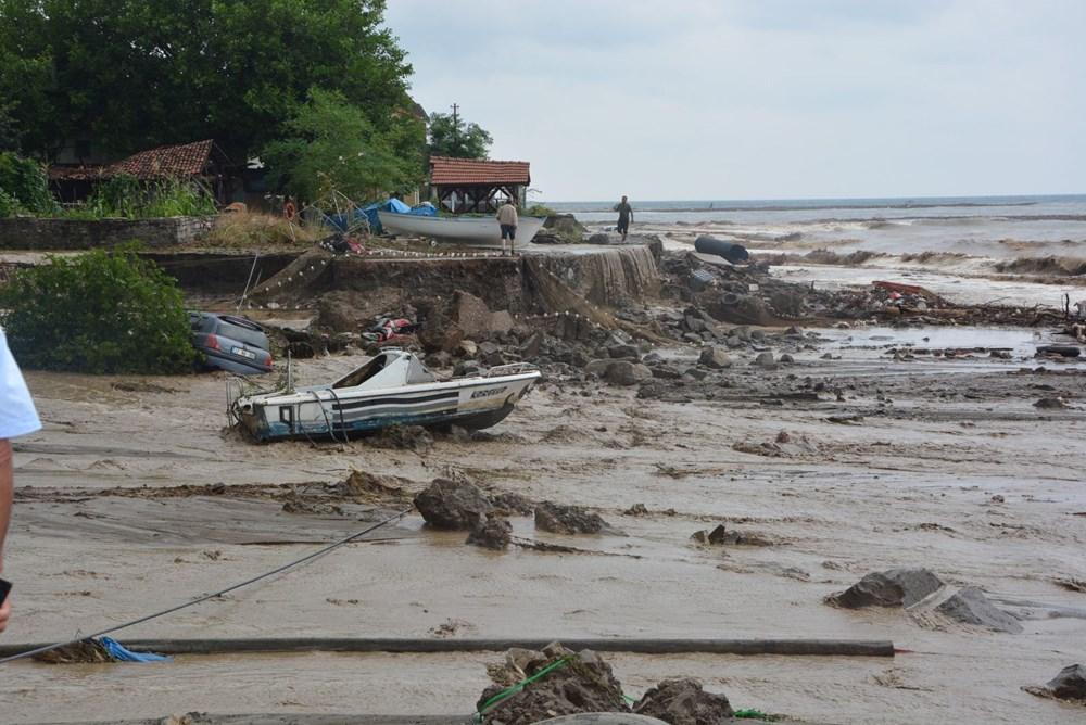 Batı Karadeniz'de sel: Can kaybı 27'ye yükseldi - 15