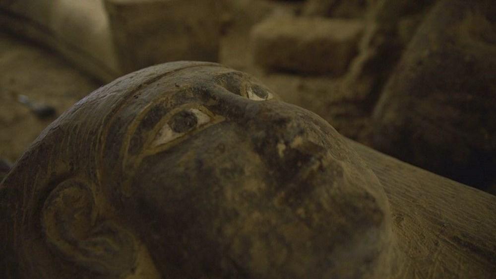 Mısır'da 2 bin 500 yıl öncesine ait 27 lahit bulundu - 5