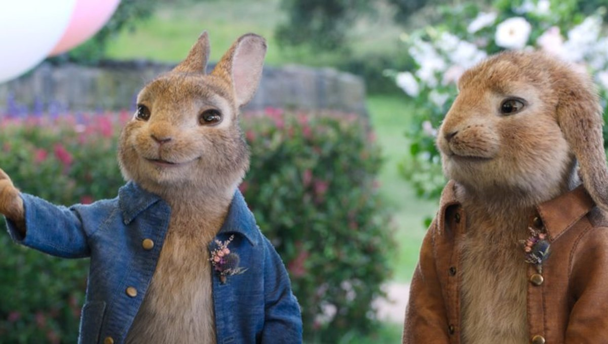 Peter Rabbit: Kaçak Tavşan fragmanı