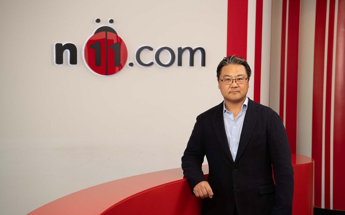 n11.com CEO Yu-Shik Kim