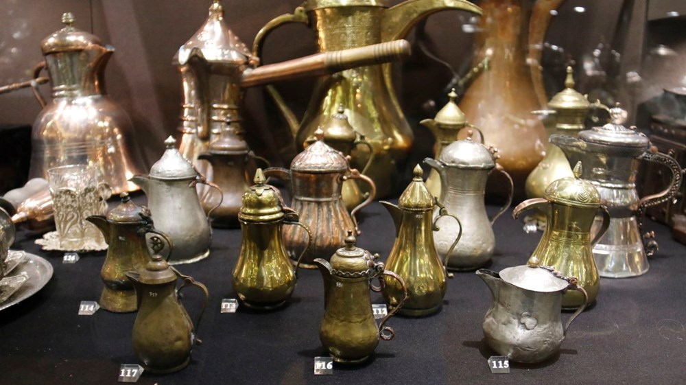 Osmanlı'nın mutfak eşyaları sergileniyor - 6
