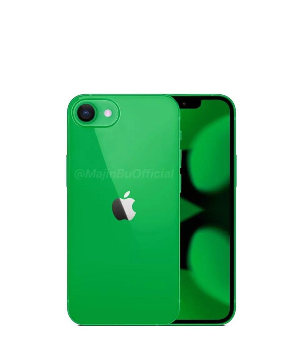 Ucuz iPhone olarak bilinen iPhone SE 3'ün görüntüleri sızdı - 5