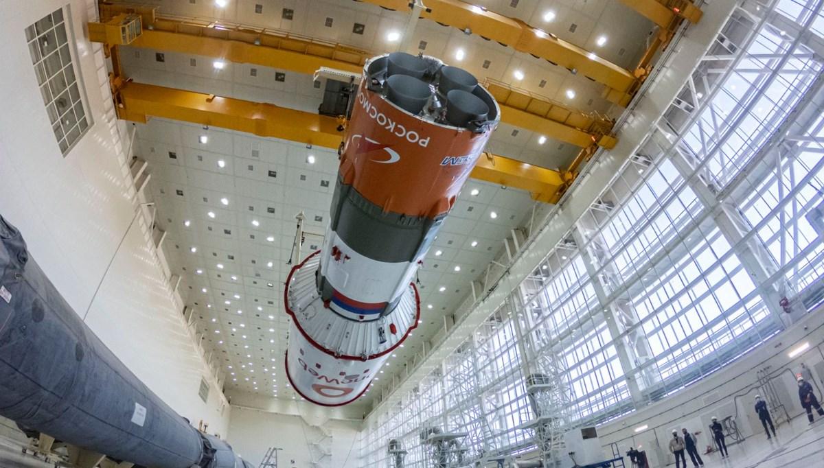 Rusya, kendi uzay istasyonunu kuruyor