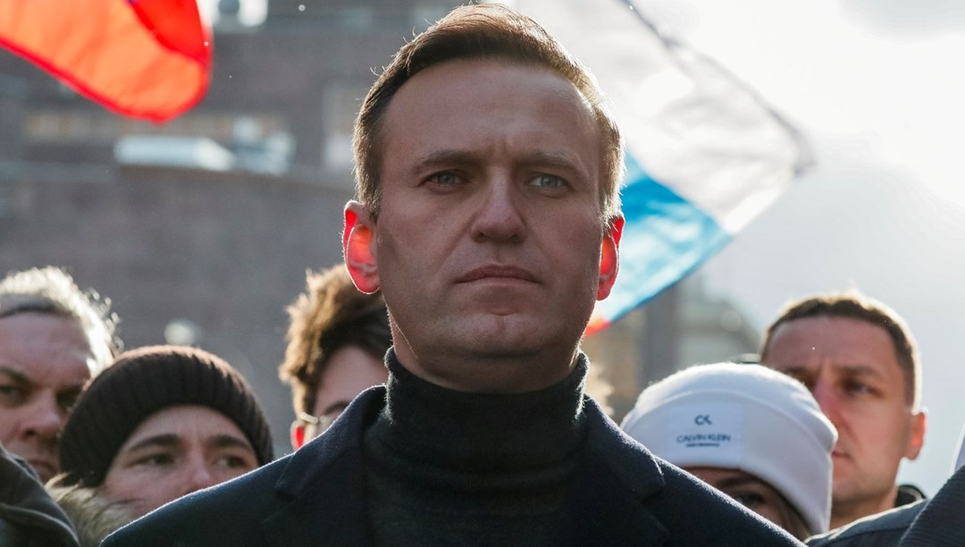 SON DAKİKA:Rus muhalif Navalny'e 30 gün gözaltı kararı