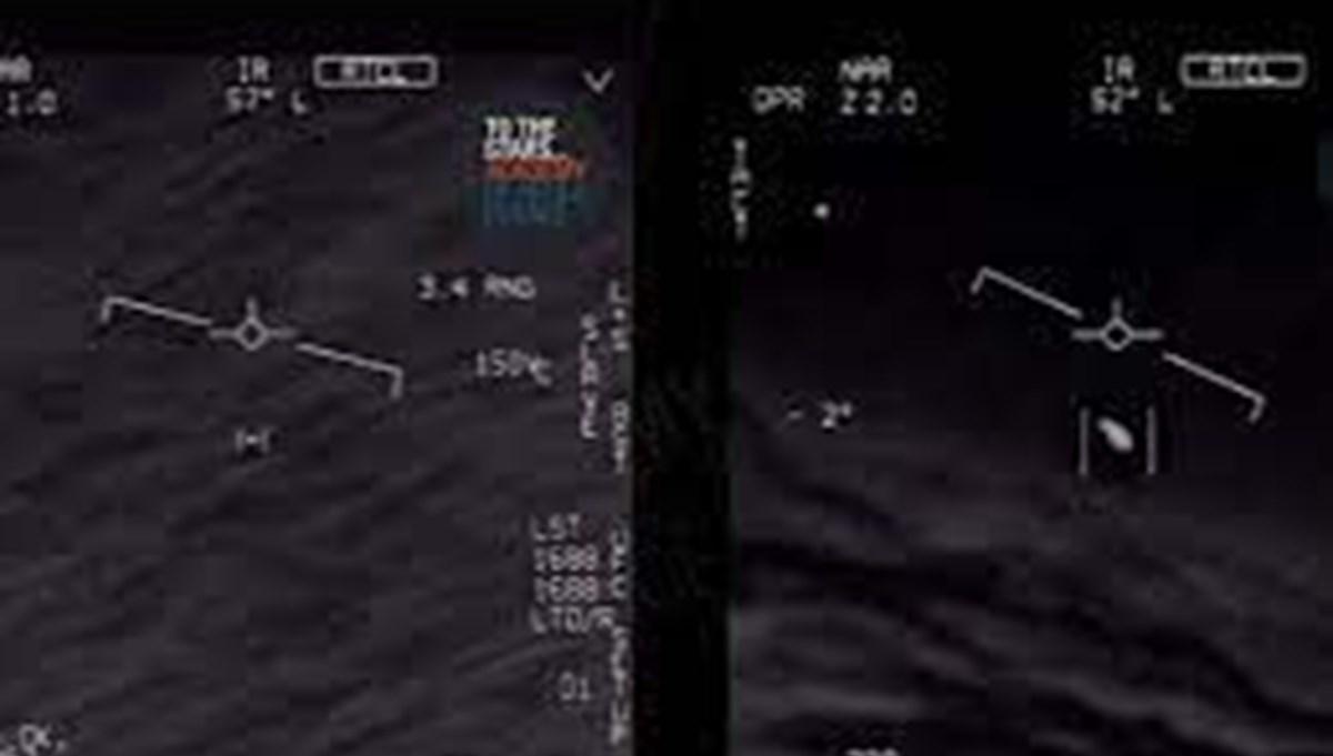 Pentagon'dan UFO görüntülerine ilişkin yeni açıklama: Devam eden soruşturmaların bir parçası
