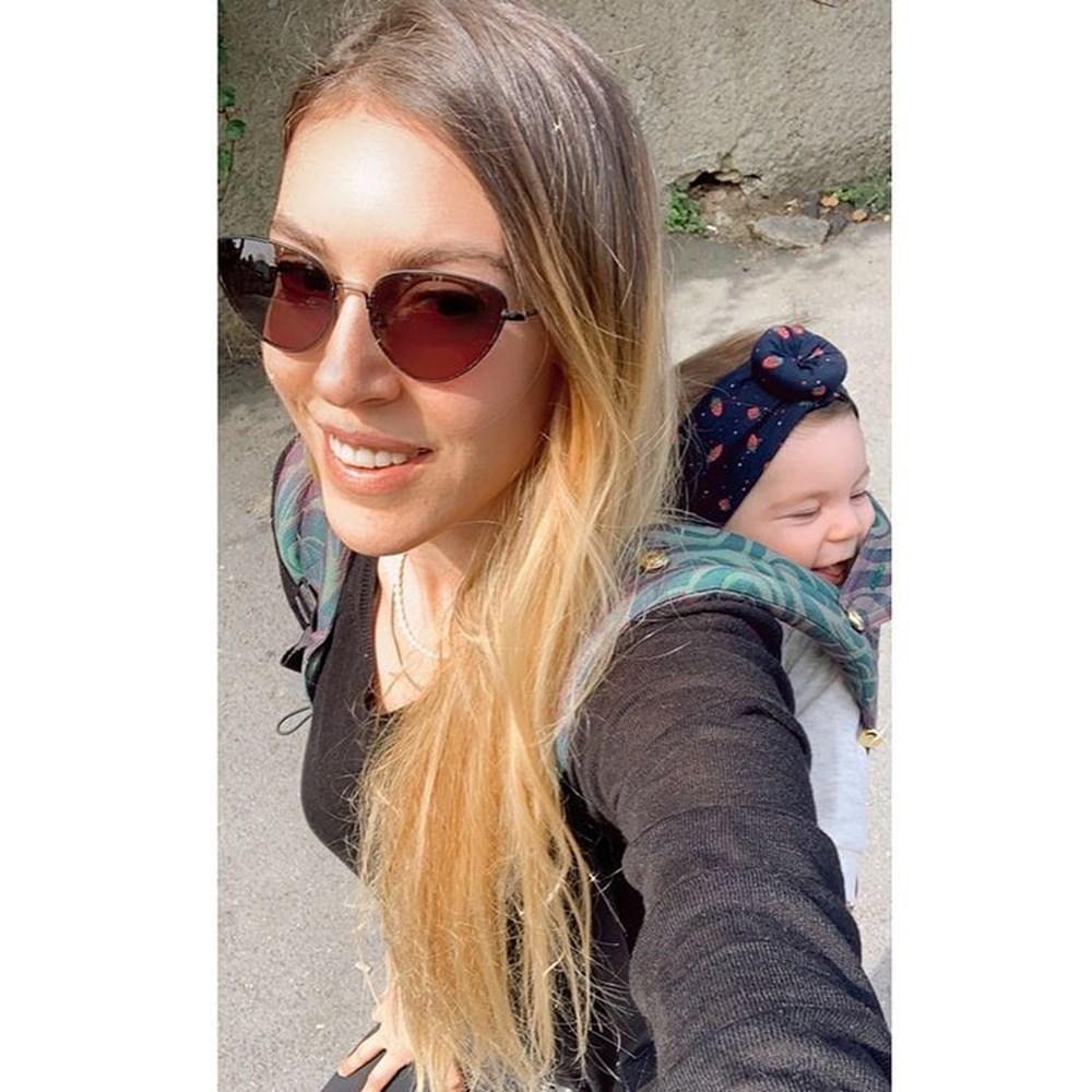 Kenan İmirzalıoğlu ile Sinem Kobal'ın kızları Lalin ile Boğaz keyfi - 6