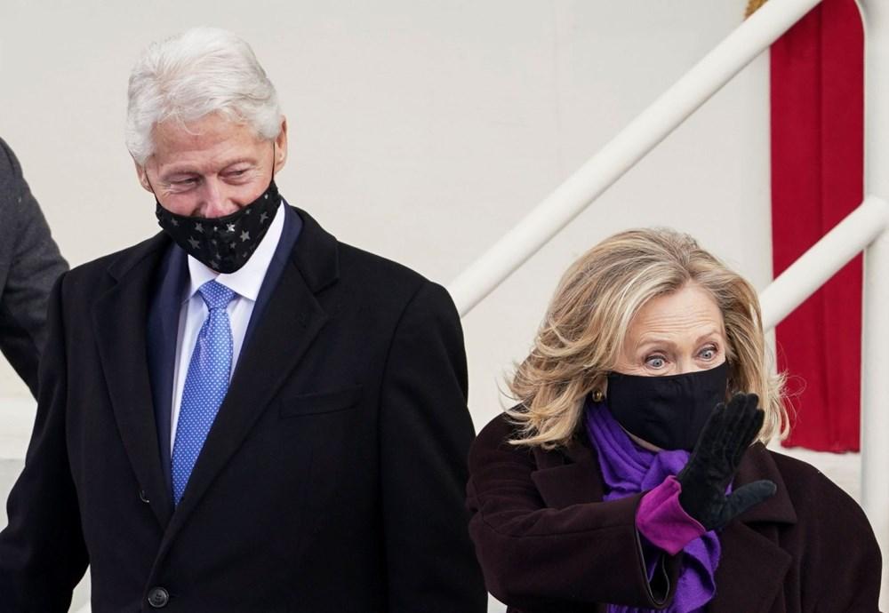 Joe Biden'ın yemin töreninden kareler (ABD'nin 46. Başkan Joe Biden göreve başladı) - 22