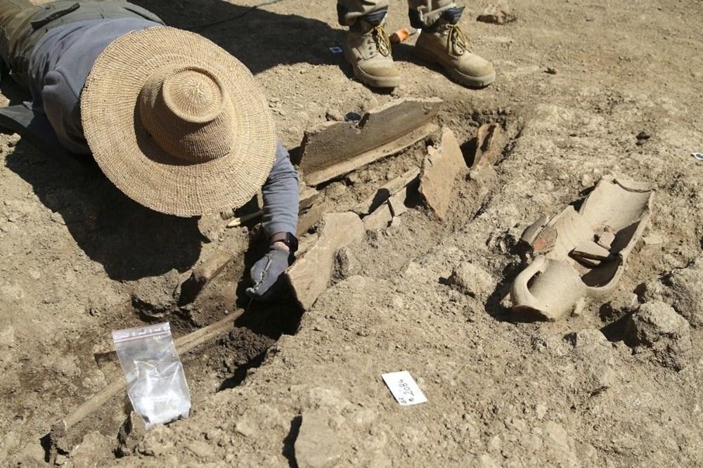 Fransız arkeologlar binlerce yıl öncesine ait 40 tabut keşfetti - 4