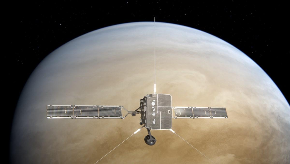 Solar Orbiter 'Yakıcı Gezegen'in yakınından ilk geçişini yaptı