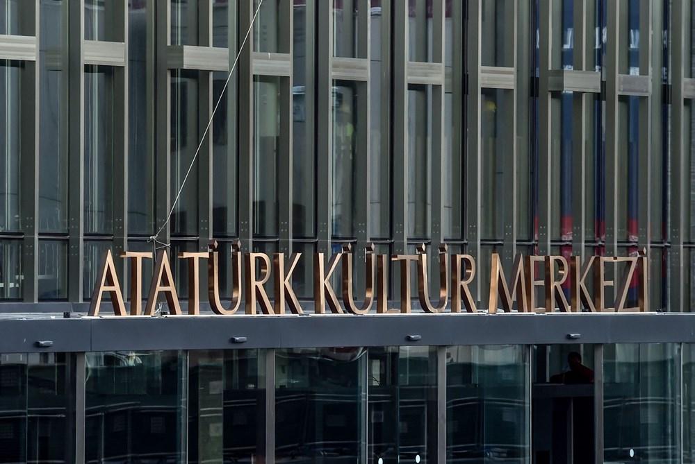 Atatürk Kültür Merkezi açılışa gün sayıyor - 7