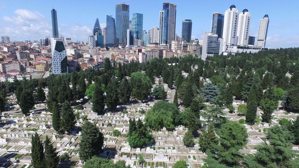 İstanbul'da mezar karaborsası; 2 milyon liraya mezar yeri satıyor - 7